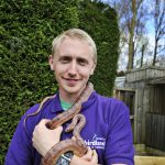 Birdland Meet the Keeper Sessions with Snakes