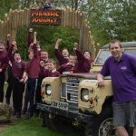 Bourton School Preview Jurassic Journey Trail