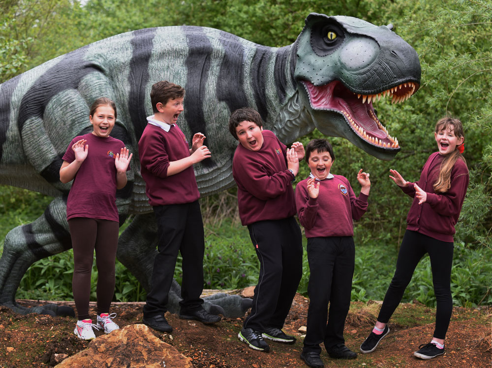 Educational days out await students at Birdland