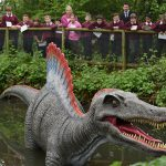 Jurassic Journey at Birdland