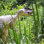 Explore the Jurassic Journey at Birdland