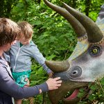 Father Son Jurassic Journey Birdland Park Gardens 1 150x150 - It's Dino Weekend this May Bank Holiday!