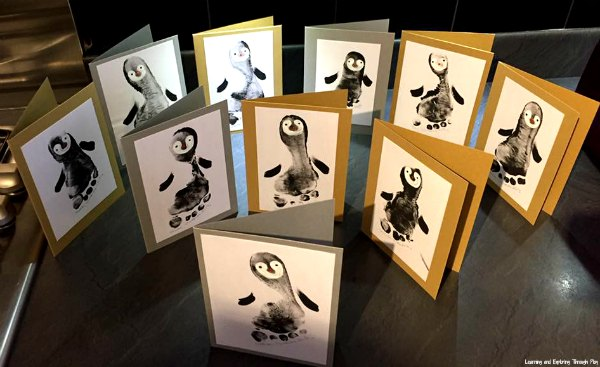 3y - Our Favourite Penguin Crafts for World Penguin Day