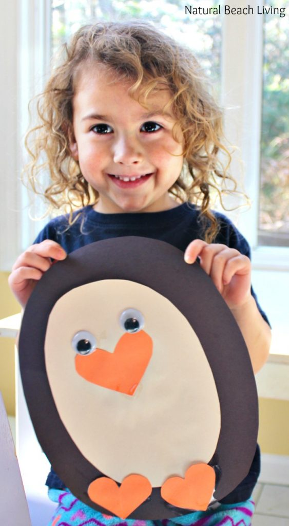 Penguin Craft Preschool 6 563x1024 - Our Favourite Penguin Crafts for World Penguin Day